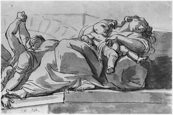 Cuadros en Lienzo Plague episode