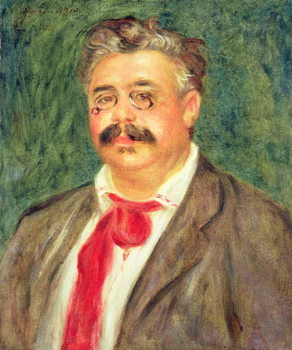 Cuadros en Lienzo Portrait of Wilhelm Muhlfeld, 1910