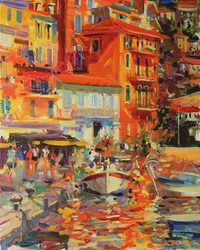 Cuadros en Lienzo Reflections, Villefranche, 2002