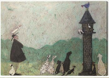 Cuadros en Lienzo Sam Toft - An Audience With Sweetheart