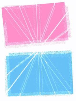Cuadros en Lienzo Transgender rights are human rights, 2019,