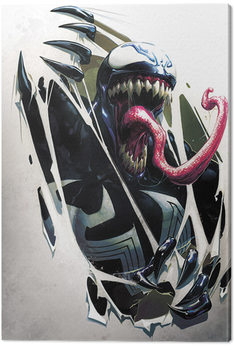 Cuadros en Lienzo Venom - Tearing Through