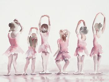 Pinturas sobre lienzo  Aimee Del Valle - Les Cinquiemes