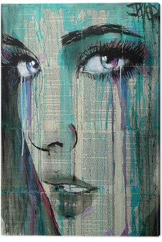 Pinturas sobre lienzo  Loui Jover - A While Ago
