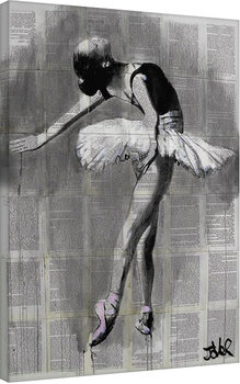 Pinturas sobre lienzo Loui Jover - Her Finest Moment