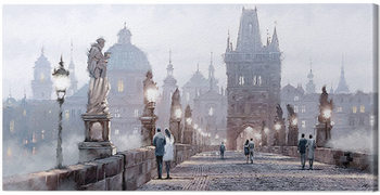 Cuadros en Lienzo Richard Macneil - Charles Bridge
