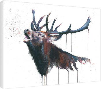 Pinturas sobre lienzo  Sarah Stokes - Roar