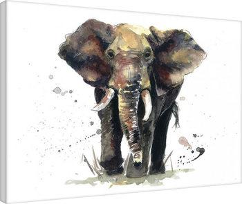 Pinturas sobre lienzo Sarah Stokes - Thunder