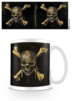 Kubek Piraci z Karaibów - Skull