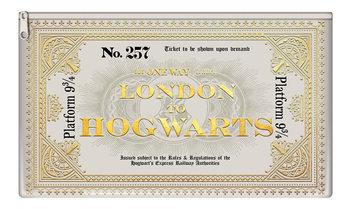 Harry Potter - Hogwarts Express Ticket Písacie potreby