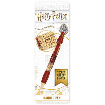Harry Potter - Marauders Map Písacie potreby