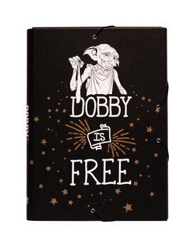 Písacie potreby Harry Potter - Dobby A4