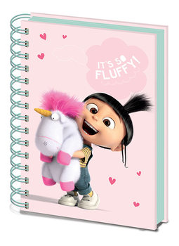 Ja, zloduch - It's So Fluffy Písacie Potreby