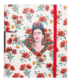 Pripomočniki za pisanje Frida Kahlo - Natural Color