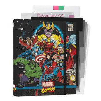 Pripomočniki za pisanje Marvel Comics - Avengers