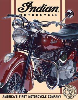Indian - 1948 Chief Placă metalică