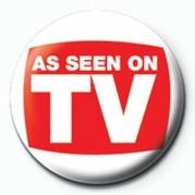 Odznak AS SEEN ON TV