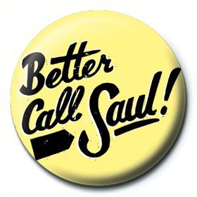 Placka Breaking Bad (Perníkový táta) - Better call Saul