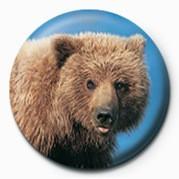 Placka BROWN BEAR