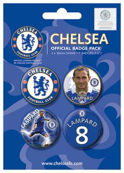 Placka CHELSEA - Lampard