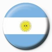 Placka Flag - Argentina