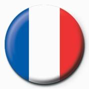 Placka Flag - France