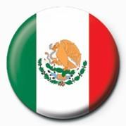 Placka Flag - Mexico