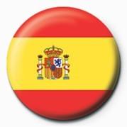 Placka Flag - Spain