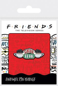 Odznak Friends - Central Perk