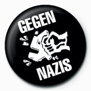 Odznak GEGEN NAZIS