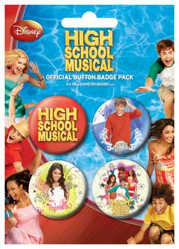Placka HIGH SCHOOL MUSICAL 2