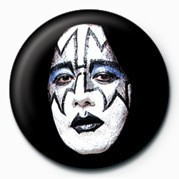 Placka  KISS (ACE FREHLEY)