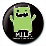 Odznak MONSTER MASH - m.i.l.f.