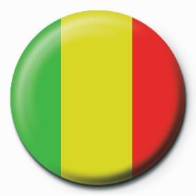 Placka RASTA (FLAG)