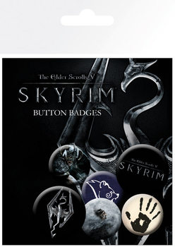 Odznak Skyrim