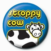 Placka STROPPY COW