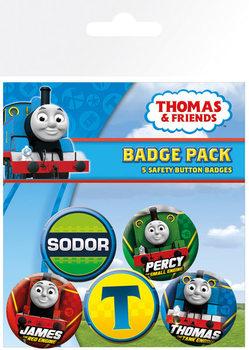 Odznak Thomas a jeho priatelia - High Velocity