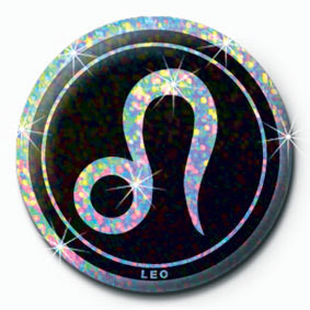 Odznak ZODIAC - Leo