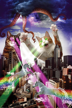 Plagát Apocalypse Meow