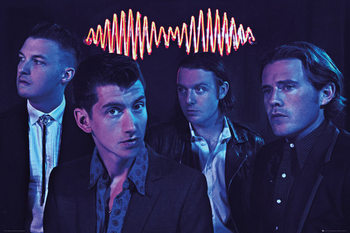 Plagát Arctic Monkeys - Group