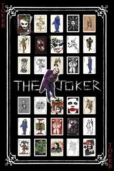 Plagát BATMAN - joker pack