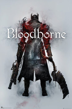 Plagát Bloodborne - Key Art
