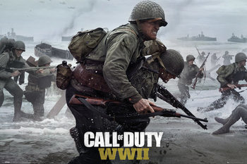 Plagát Call Of Duty: Stronghold - WWII