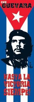 Plagát Che Guevara - flag