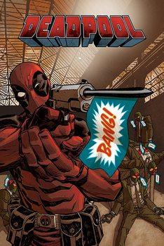 Plagát Deadpool - Bang