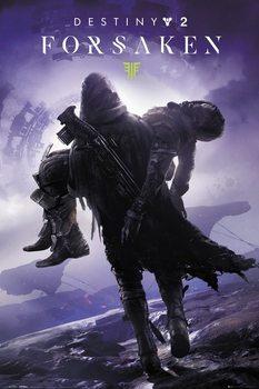 Plagát Destiny 2 - Forsaken