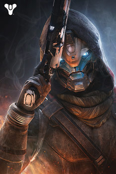 Plagát Destiny - Cayde-6