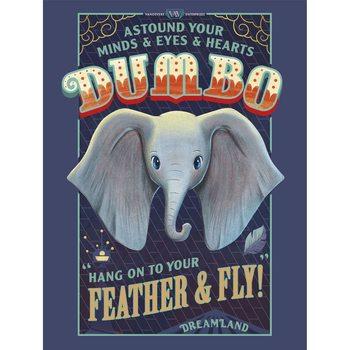 Plagát Disney - Dumbo