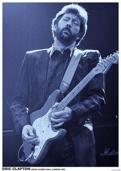 Plagát Eric Clapton