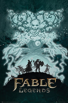 Plagát Fable Legends - White Lady